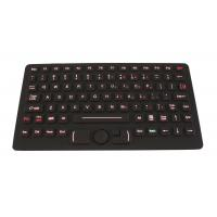 Buy cheap IP68 Silicone Industrial Keyboard from wholesalers