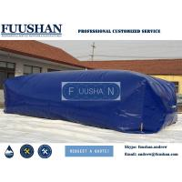 China FUUSHAN Pillow Water Storage Tank, Collapsible Storage Tank For Sale, PVC Rain Water Storage on sale