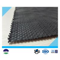 Quality UV Resistant Black Geotextile Woven Fabric For Reinforcement Fabric 460G wholesale