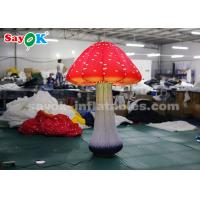 Quality 2m 16-Color LED Light  mushroom inflatable lighting decoration for advertising wholesale