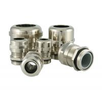 Quality PG Type Waterproof Metal Cable Glands With Strain Relief M12 M16 M32 M63 wholesale