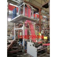 Quality Auto PE Film Blowing Machine Plastic Blowing Machinery with Double Winder wholesale