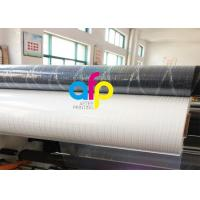 Quality BOPP Transparent Holographic Thermal Lamination Film 26micron Standard/Customized Pattern wholesale