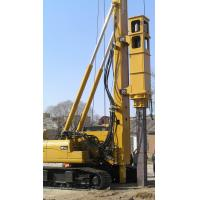 Quality Hydraulic Piling Rig TH60 Drilling Diameter 300MM wholesale