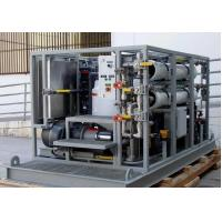 Quality Customized Cruise Ship Seawater Desalination Machine With ISO / CE Certificate wholesale