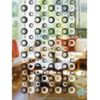 Quality CU66 Crystal Modern Wholesale Fabric Curtain wholesale
