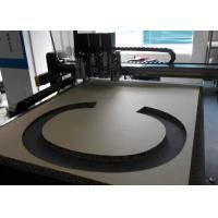 Quality 50mm Thickness Sample Computerized Cutting Machine for Xanita Board wholesale