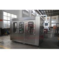 Quality Fast Jeera Automatic Bottling Plant / Soda Bottle Filling Machine For Big Capacity wholesale