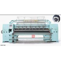 Quality Industrial Computerized Chain Stitch Quilting Machine 400-550 N/M Quilting Speed wholesale