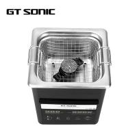 Buy cheap Mini SS Lab Ultrasonic Cleaner 50w SUS304 Material With Digital Touch Panel from wholesalers