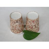 Cheap Eco Friendly Biodegradable Disposable Paper Cups For Drinking Water / Tea for sale