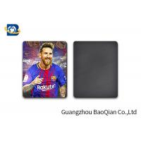 Quality 3D Fridge Lenticular Magnet Football Star Lionel Andres Messi Printed Pattern wholesale