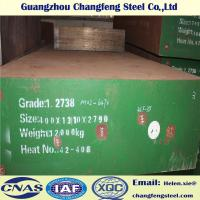 Quality Structural Pre - Hardened Plastic Mold Steel / 1.2738 718 P20+Ni Die Steel Plate wholesale