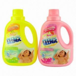 Laundry detergent liquid, phosphate-free