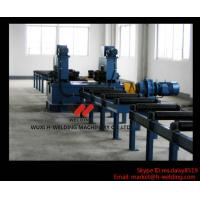 Cheap 20mm - 40mm Mechanical H Beam Straightening Machine for H Beam Flange Anti-heat Deformation for sale