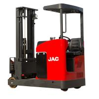 Quality Forward Warehouse Industrial Forklift Truck , Battery Operated Electric Lift Truck wholesale