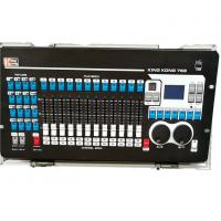 Quality Programmable RGB DMX Controller Kingkong 768 With Pan / Tilt And RGB Shapes wholesale