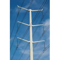 China electric power pole on sale
