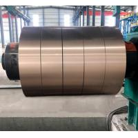 Quality H14 / H24 Color Coated Aluminum Coil AA3003 AA3005 For Exterior Wall Roofing wholesale