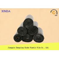 Quality Trash can liner garbage plastic point breaking bags clear 64cmx85cm 20mic wholesale