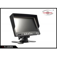 Quality 120 Degree Bus Monitoring System , Rear View Mirror Monitor With Backup Camera wholesale