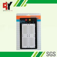 Quality Reusable Socket Solder Circuit Board Breadboard Twin Adhesive Back wholesale
