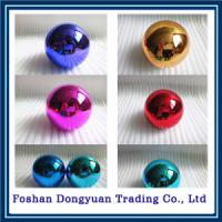 Quality Stainless Steel Mirrow Ball for Christmas Tree Decoration wholesale