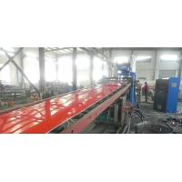 Quality PP Plastic Sheet Extrusion Line for Food Stuff Package , PE Sheet for Building Machine wholesale