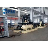 China 20 HP Industrial Air Compressor AC Power Automatic Pressure Unloading System on sale