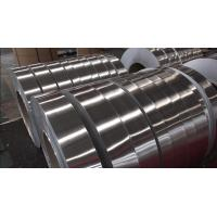 Quality Silver / Golden Aluminum Sheet Coil AA1060 O For Transformers No Burr wholesale
