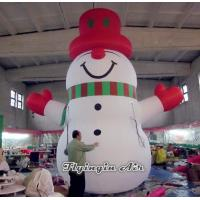 Quality Christmas Inflatable Decorations, Inflatable Snowman, Chtistmas Supplies wholesale