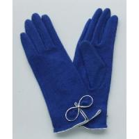 Quality Blue Wool Gloves (CM2129) wholesale