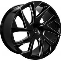 Quality 22inch Alloy RIms For  Range Rover Sport/ 22 inch Gun Metal Machine Face 1-PC Forged Alloy Aluminum Wheels wholesale