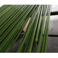Quality Plastic Coated Steel Stake And Plastic Coated Steel Bamboo Style wholesale