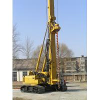 Quality Hydraulic Piling Rig SINOVO TH60 Drilling Diameter 300MM wholesale