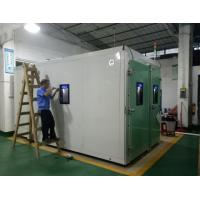 Quality Laboratory environmental walk in test room accelerated aging climate chamber price wholesale