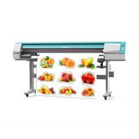 Quality Electronic automatic digital print and cut machine sticker print and cut machine wholesale