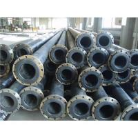 Buy cheap High pressure uhmwpe composite pipe for mud slurry transportation from wholesalers