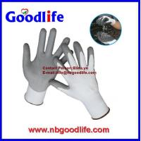 Quality Latex coated cut resistant Gloves EN388. High Level Blade Resistance wholesale