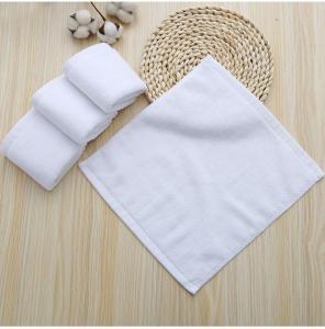 Quality Plain Design Wholesale Luxury 30*30cm Cotton Terry Towels Hotel Hand Towel wholesale
