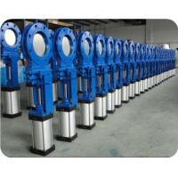 Quality CL150/PN16 STAINLESS STEEL SS304/SS316/A216 WCB WAFER OR FULLY LUGGED KNIFE GATE VALVE wholesale