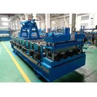 Quality Galvanized Steel CNC Roll Forming Machine Composite Floor Decking Sheet Use wholesale