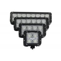 Quality Dual Row High Power Vehicle LED Light Bar 8LED For Marine / Jeep / Offroad wholesale