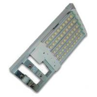 China High power 100W Brigelux / Cree solar powered led street lighting outdoor 5300 LM on sale