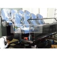 Quality Exciting Amazing 5D Simulator With Six Degrees Of Freedom Motion Chairs wholesale