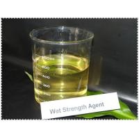 China paper chemicals Wet Strength Agent for tissue paper on sale