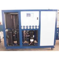 Quality High Efficiency 3phase Plastic Chiller Unit for Injection Molding / Extrusion / Bottle Blowing RO - 30W wholesale
