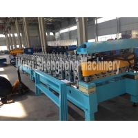 Buy cheap Hydraulic Stop - To - Cut IBR Corrugated sheet Roll Forming Machine With Yakamas from wholesalers