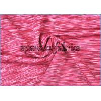 Quality Red Quik Dry Sweat Absorbing Lycra Suits Gymnastics Fabric Customized wholesale