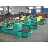 Quality Steel Pipe Welding Rotator / Turning Rolls 80 Ton Lead Screw Adjustable wholesale